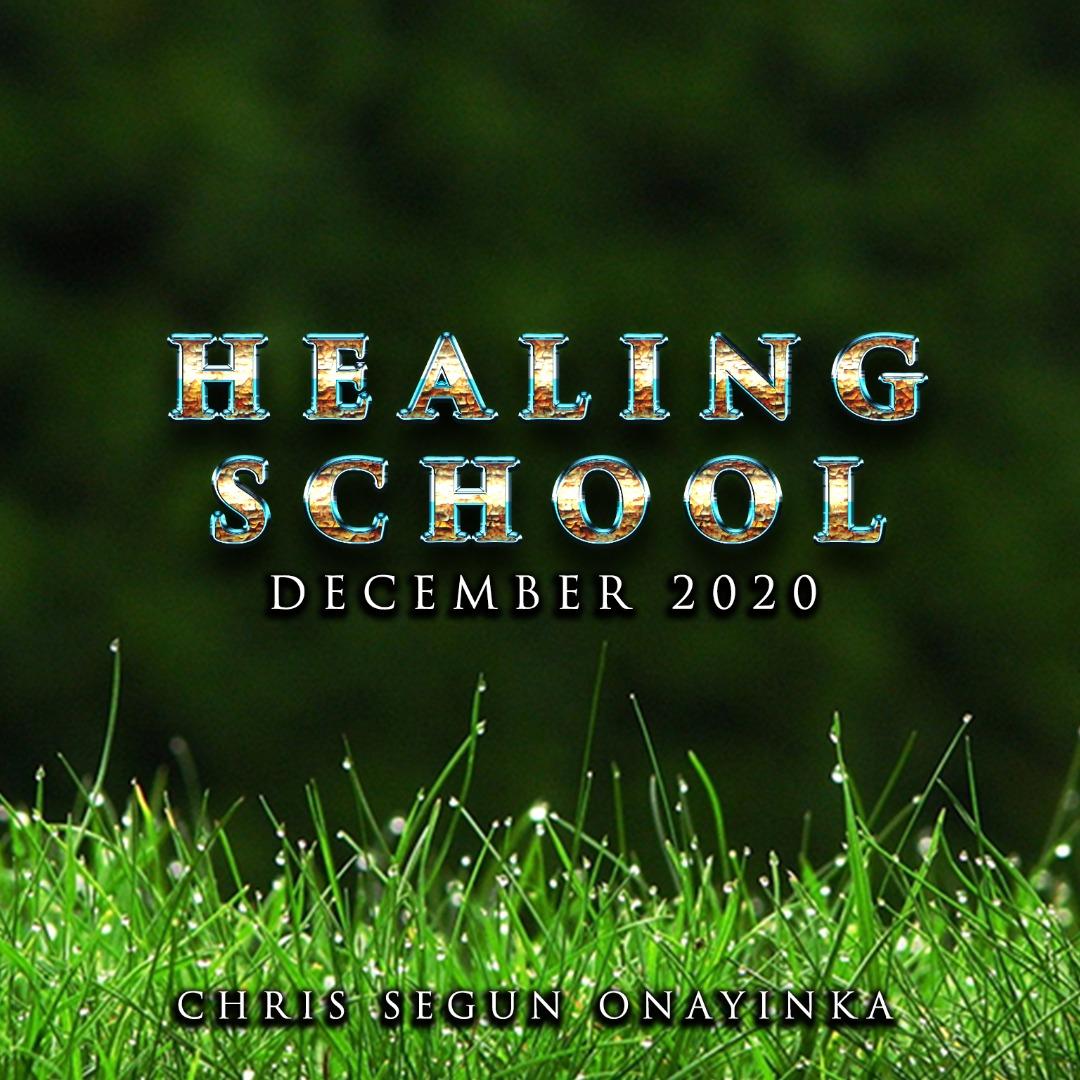 Healing school December 2020