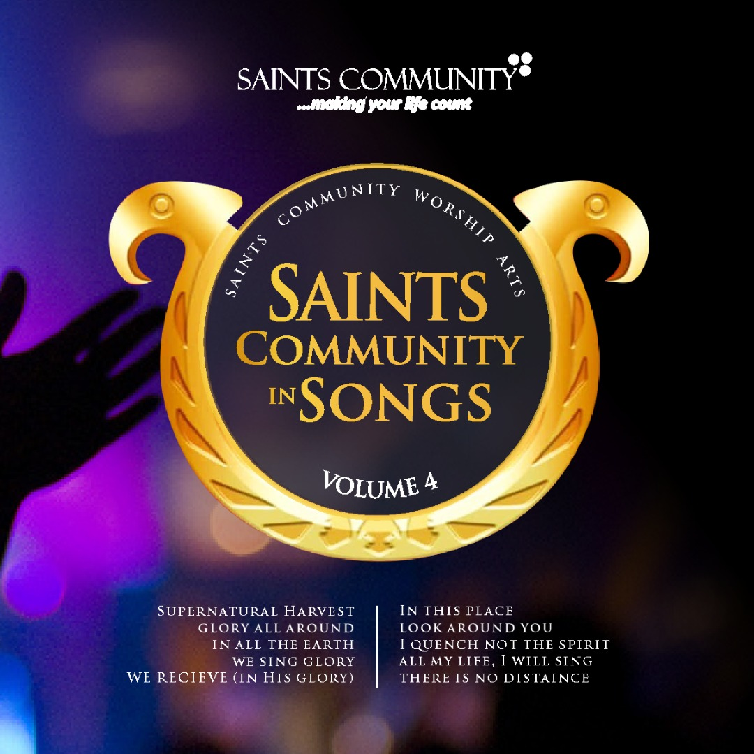 Saints Community in Songs Volume Four