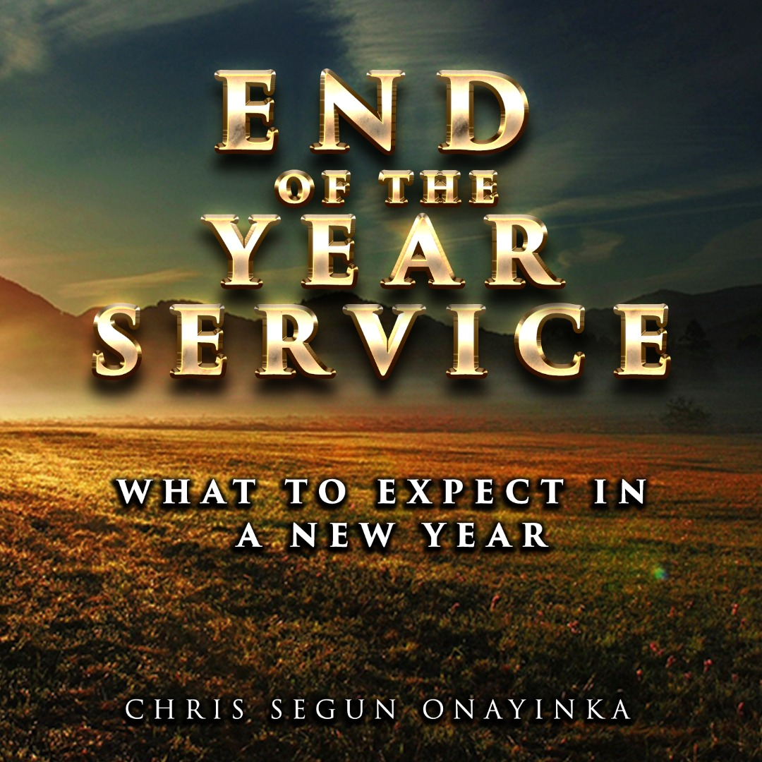 End of Year service 2020 - What to expect in a new year