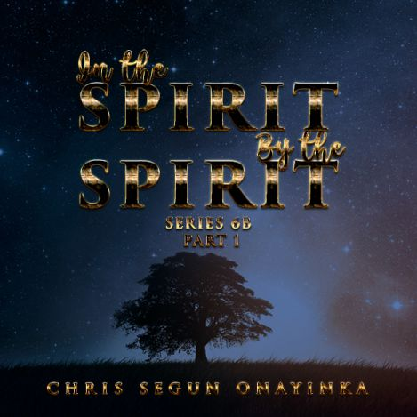 In the Spirit By the Spirit Series 6b Part 1